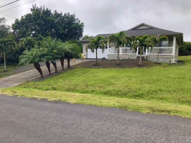 94-1627 Haehae St, Naalehu, HI 96772 (MLS #636181) :: Aloha Kona Realty, Inc.