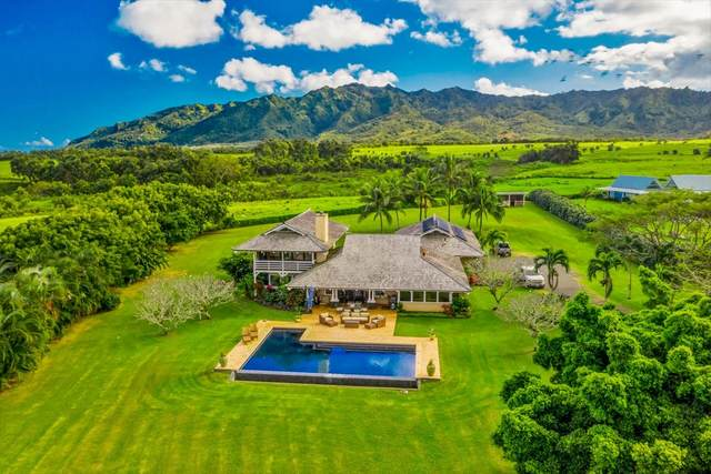 7463-B Koolau Rd, Kilauea, HI 96754 (MLS #636191) :: Elite Pacific Properties