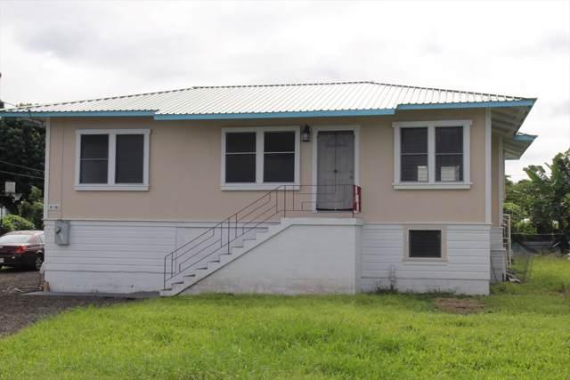 16-757 Milo St, Keaau, HI 96749 (MLS #636201) :: Team Lally