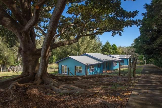 56-825 Waiolu Pl, Hawi, HI 96719 (MLS #636251) :: Song Real Estate Team | LUVA Real Estate