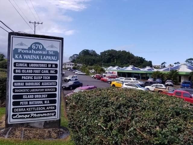 670 Ponahawai St, Hilo, HI 96720 (MLS #636258) :: Song Real Estate Team | LUVA Real Estate