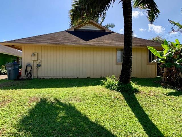 2511 Titcomb St, Kilauea, HI 96754 (MLS #636311) :: Elite Pacific Properties