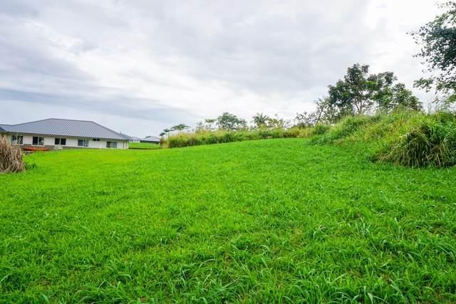 27-2459 Kahala Place, Hilo, HI 96720 (MLS #636319) :: LUVA Real Estate