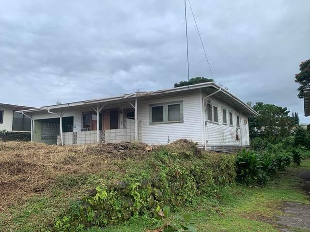 250 Olu St, Hilo, HI 96720 (MLS #636337) :: Song Real Estate Team | LUVA Real Estate