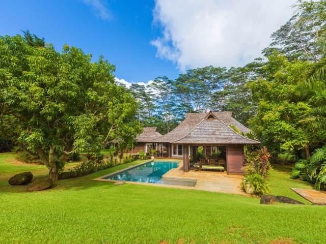 4571-C Kahiliholo Rd, Kilauea, HI 96754 (MLS #636380) :: Kauai Real Estate Group