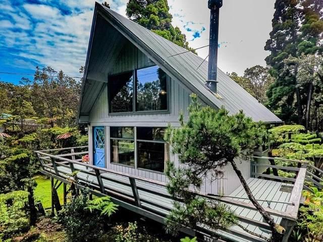 19-4092 Wright Rd, Volcano, HI 96785 (MLS #636420) :: Song Team | LUVA Real Estate