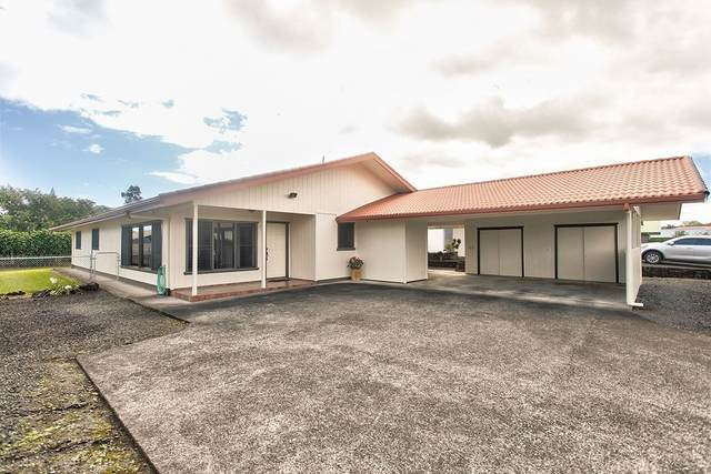 1495 Kuulei St, Hilo, HI 96720 (MLS #636427) :: Song Real Estate Team | LUVA Real Estate