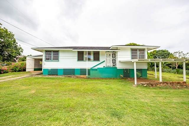 3327 Puni Rd, Koloa, HI 96756 (MLS #636428) :: Song Team | LUVA Real Estate
