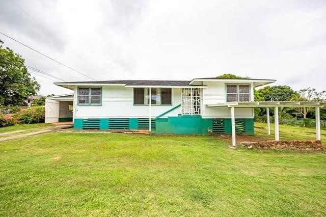 3327 Puni Rd, Koloa, HI 96756 (MLS #636428) :: Kauai Exclusive Realty