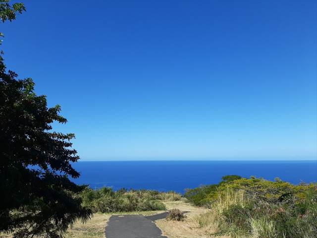 Huna Kai Rd, Captain Cook, HI 96704 (MLS #636442) :: Elite Pacific Properties
