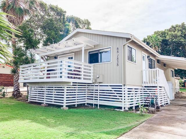 68-1838 Lina  Poepoe St, Waikoloa, HI 96738 (MLS #636488) :: Team Lally