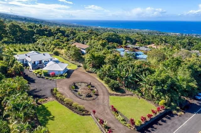 75-842 Hiona St, Holualoa, HI 96725 (MLS #636511) :: Elite Pacific Properties