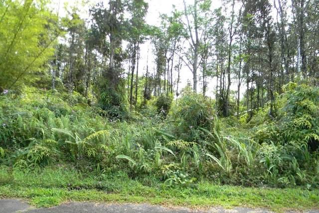Church Rd, Pahoa, HI 96778 (MLS #636635) :: Song Real Estate Team   LUVA Real Estate