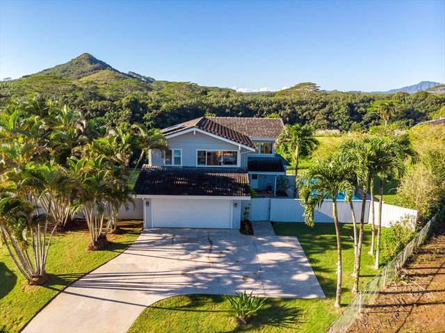 28 Loloa St, Kapaa, HI 96746 (MLS #636658) :: Elite Pacific Properties
