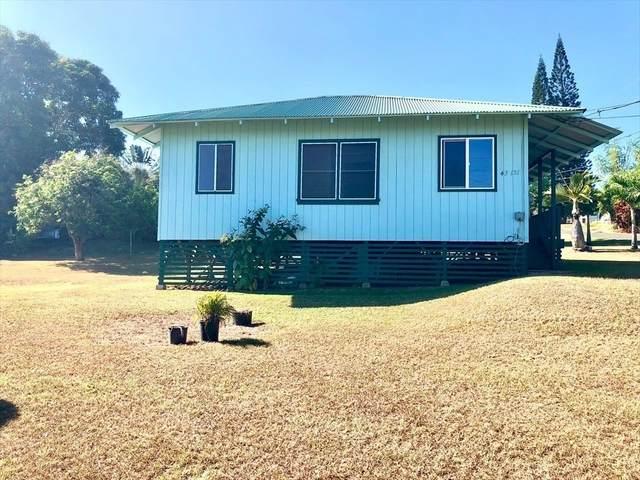 43-131 Nakalei Lp, Paauilo, HI 96776 (MLS #636745) :: Song Real Estate Team | LUVA Real Estate