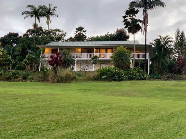 28-1754 Old Mamalahoa Hwy, Honomu, HI 96728 (MLS #636770) :: Elite Pacific Properties