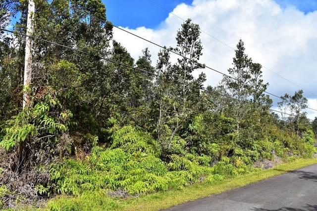 Mokuna Rd, Volcano, HI 96785 (MLS #636790) :: Song Real Estate Team | LUVA Real Estate