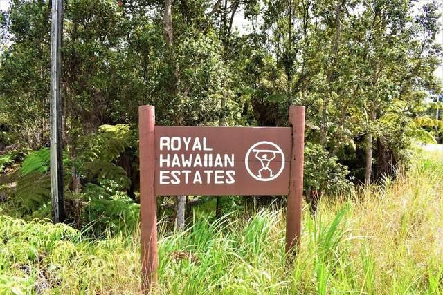 Mokuna Rd, Volcano, HI 96785 (MLS #636792) :: Song Team | LUVA Real Estate