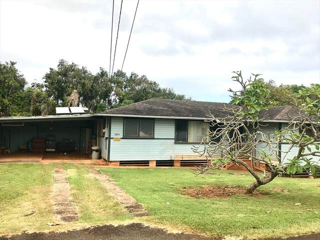 4894 Ea Rd, Kapaa, HI 96746 (MLS #636814) :: Kauai Real Estate Group