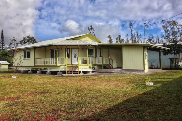 16-2063 Sandalwood Ct, Pahoa, HI 96778 (MLS #636826) :: Song Real Estate Team | LUVA Real Estate