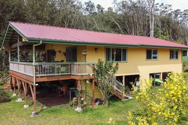 16-473 Napua St, Keaau, HI 96749 (MLS #636857) :: Song Team   LUVA Real Estate