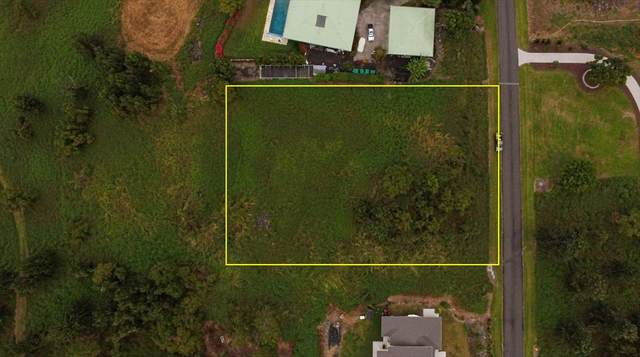 71-1654 Puulani Dr, Kailua-Kona, HI 96740 (MLS #636887) :: Song Team | LUVA Real Estate