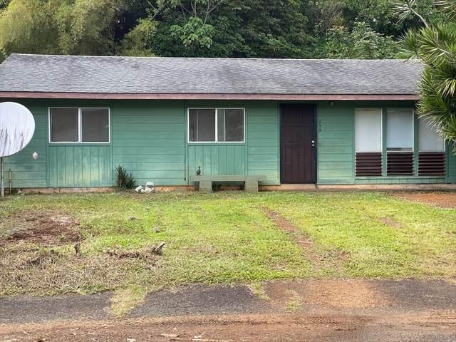 295 Molo St, Kapaa, HI 96746 (MLS #636928) :: Elite Pacific Properties