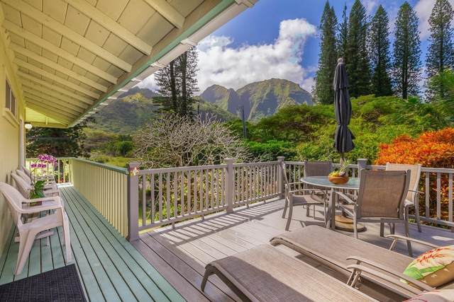 4494 Haena Pl, Hanalei, HI 96722 (MLS #636935) :: Kauai Exclusive Realty