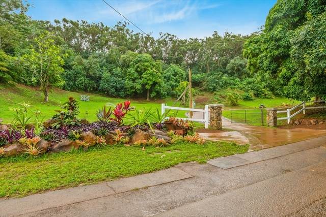 Umiumi Rd, Kalaheo, HI 96741 (MLS #636942) :: Elite Pacific Properties