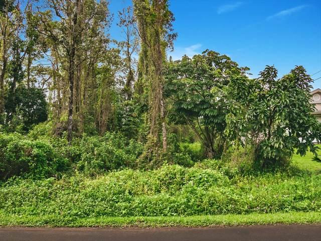 Vista Dr, Pahoa, HI 96778 (MLS #636944) :: Song Real Estate Team | LUVA Real Estate