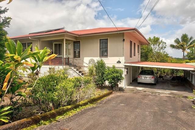 16-752 Milo St, Keaau, HI 96749 (MLS #636978) :: Aloha Kona Realty, Inc.