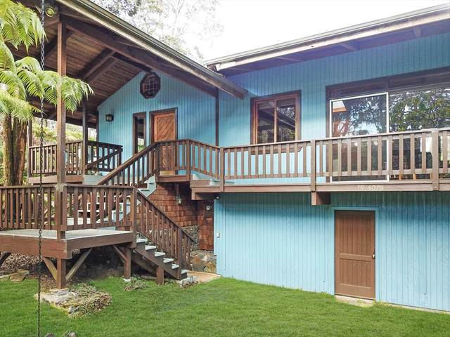 19-4075 Kalani Honua Lp, Volcano, HI 96785 (MLS #636987) :: Iokua Real Estate, Inc.