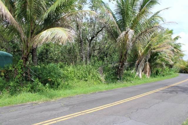 E Pohakupele Lp, Pahoa, HI 96778 (MLS #637000) :: Elite Pacific Properties