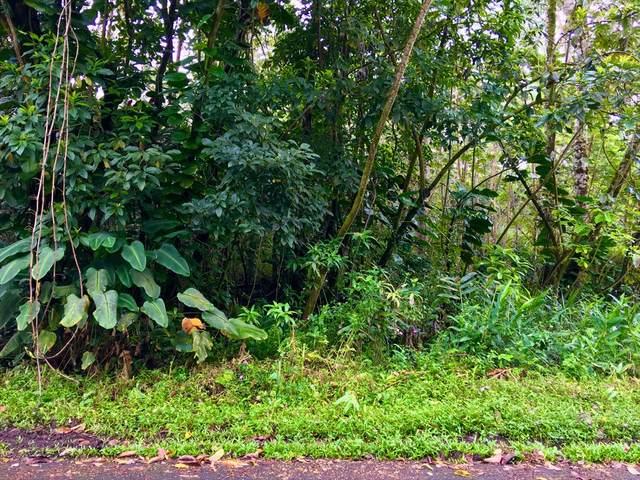 Flower Rd, Pahoa, HI 96778 (MLS #637002) :: Song Team | LUVA Real Estate