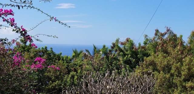 Lehua Ave, Captain Cook, HI 96704 (MLS #637023) :: Song Real Estate Team | LUVA Real Estate