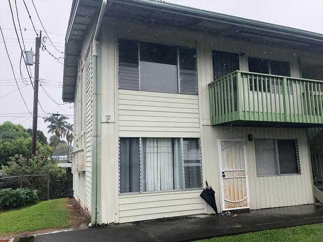 485 Waianuenue Ave, Hilo, HI 96720 (MLS #637088) :: Elite Pacific Properties