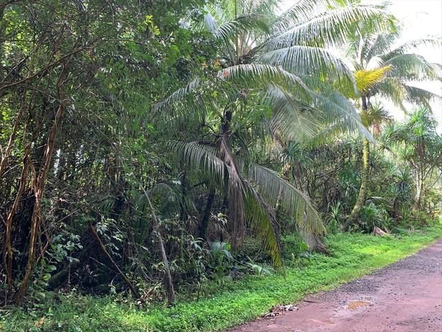 Sadilek Rd, Pahoa, HI 96778 (MLS #637095) :: Aloha Kona Realty, Inc.