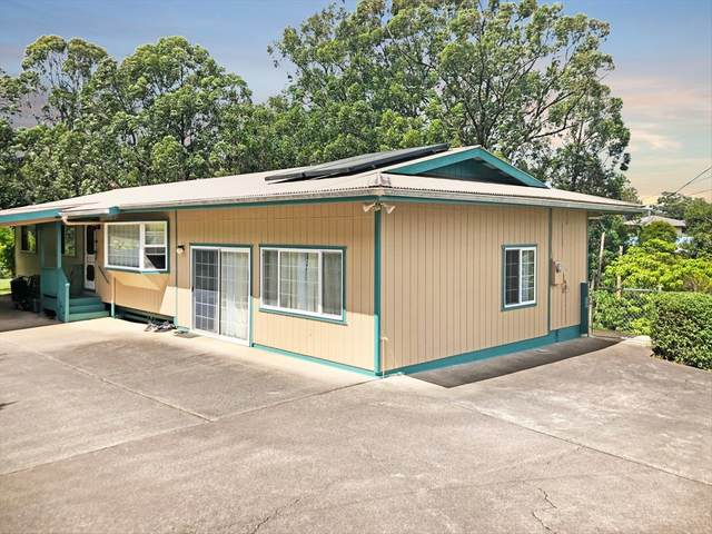 44-2734 Hawaii Belt Rd, Honokaa, HI 96727 (MLS #637102) :: Team Lally