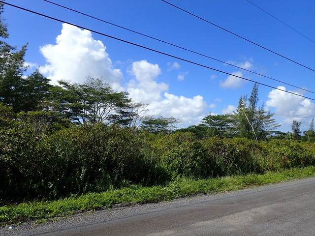 6TH AVE, Keaau, HI 96749 (MLS #637126) :: Song Real Estate Team | LUVA Real Estate