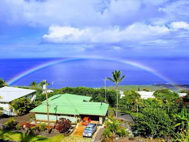 87-3205 Boki Rd, Captain Cook, HI 96704 (MLS #637130) :: Song Real Estate Team | LUVA Real Estate
