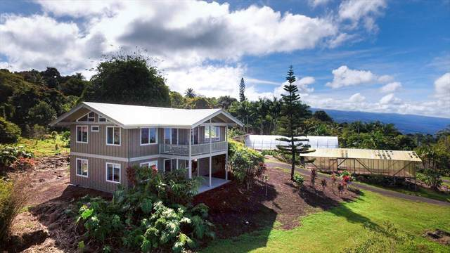 82-1135 Kinue Rd, Captain Cook, HI 96704 (MLS #637203) :: Song Team | LUVA Real Estate