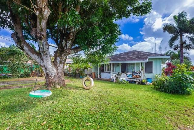4171 Kalekolio St, Kilauea, HI 96754 (MLS #637217) :: Team Lally
