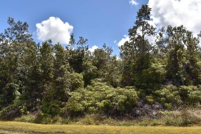 Frontage Rd, Volcano, HI 96785 (MLS #637251) :: Song Team | LUVA Real Estate