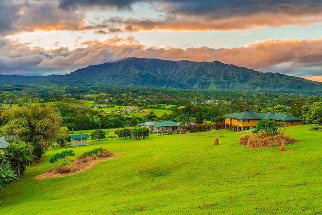 Kololia Place, Wailua, HI 96746 (MLS #637330) :: Kauai Exclusive Realty