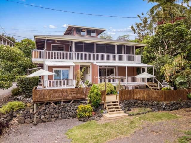 78-6703-B Alii Dr, Kailua-Kona, HI 96740 (MLS #637335) :: Iokua Real Estate, Inc.