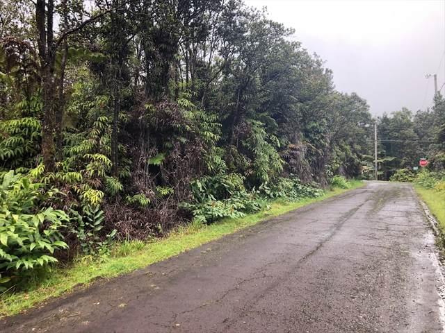 Wohi Pl, Volcano, HI 96785 (MLS #637347) :: Song Team | LUVA Real Estate