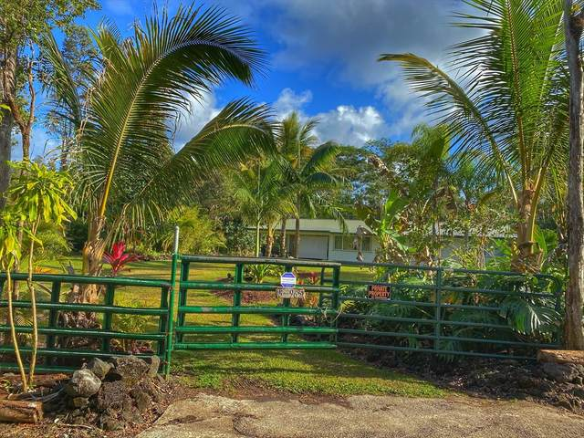 13-965 Kahukai St, Pahoa, HI 96778 (MLS #637361) :: Song Team | LUVA Real Estate