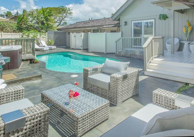 4665 Emmalani Dr, Princeville, HI 96722 (MLS #637369) :: Elite Pacific Properties