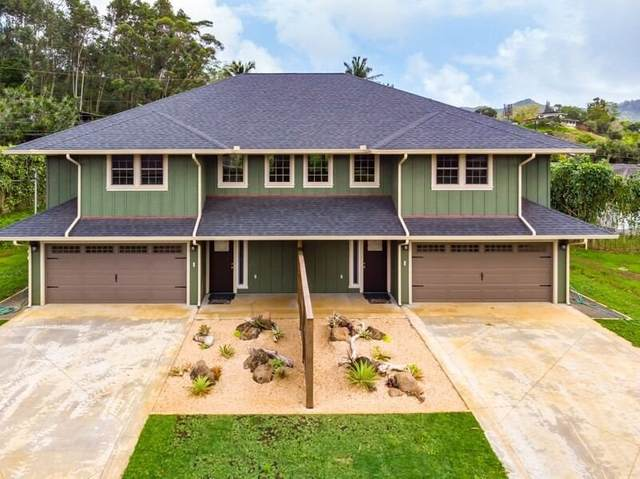 6754-A Pulama Road, Kapaa, HI 96746 (MLS #637371) :: Elite Pacific Properties