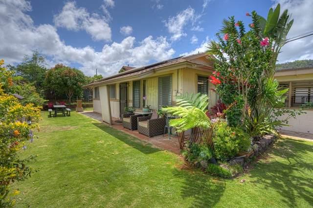 4121 Waiahi St, Lihue, HI 96766 (MLS #637401) :: Aloha Kona Realty, Inc.